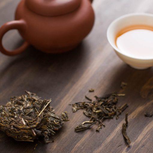 15 raisons de boire du thé pu-erh
