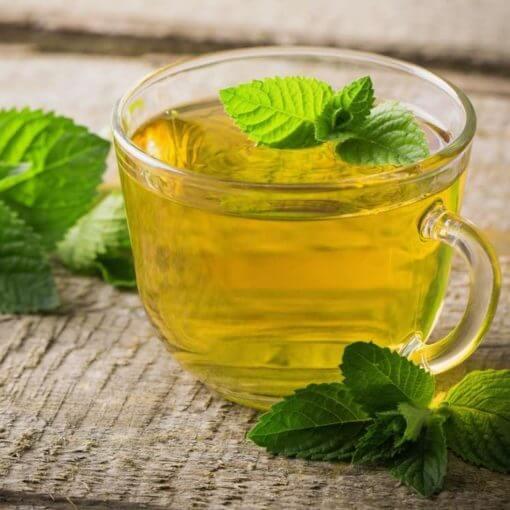 9 bienfaits de la tisane de menthe poivrée (+ comment la préparer)