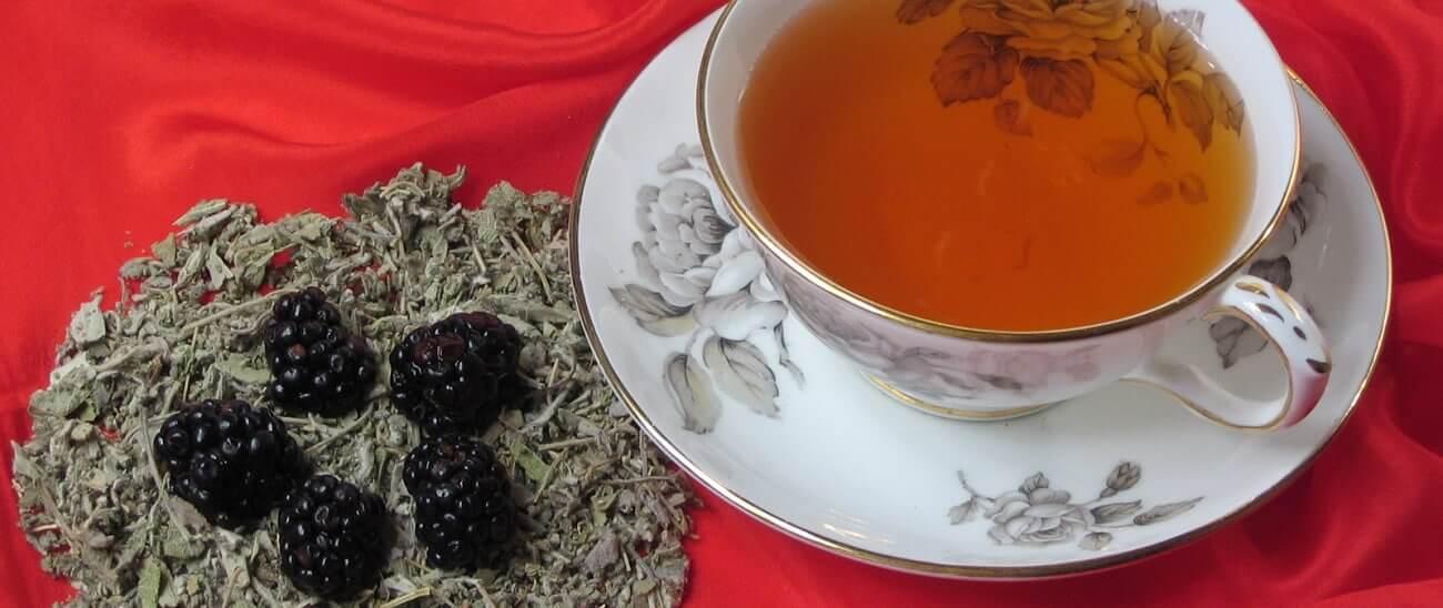 Comment faire du thé à la mûre ? (+ bienfaits)