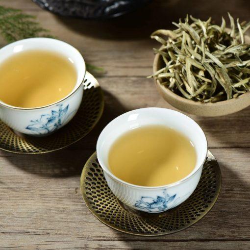 Comment préparer du thé blanc ?
