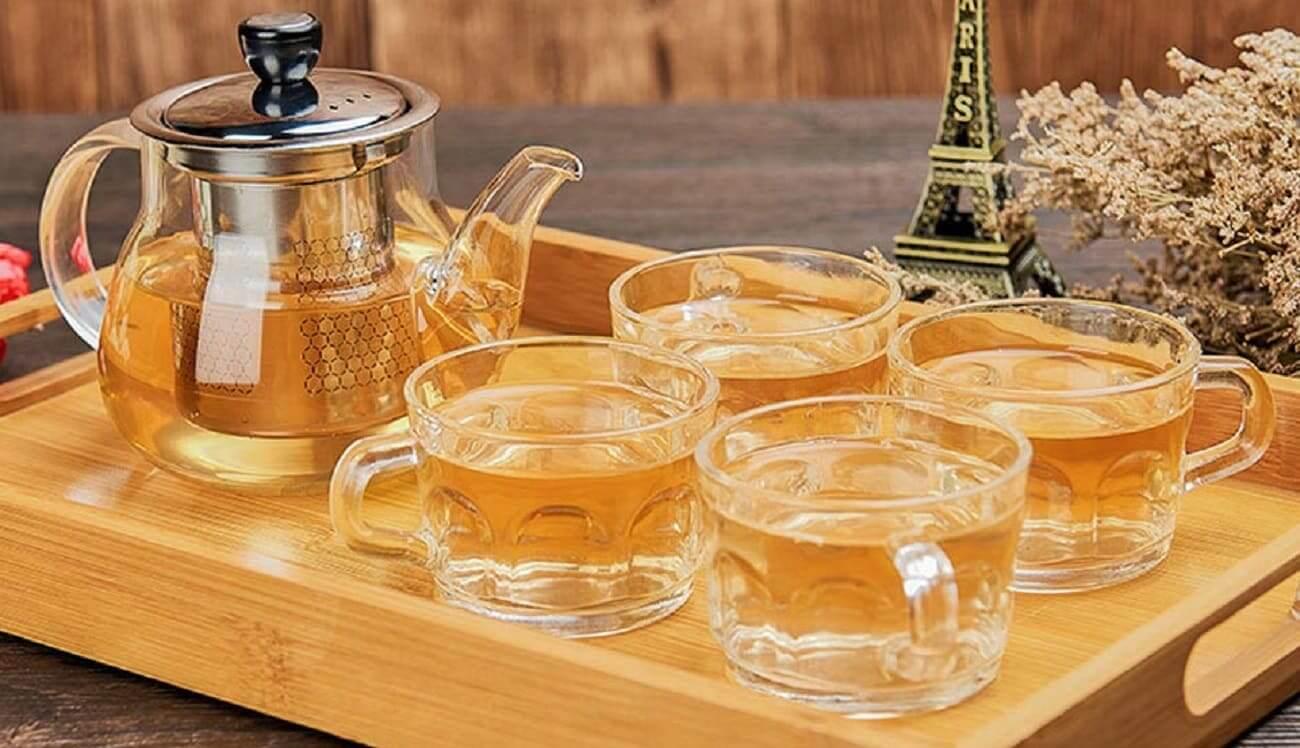 plateau à thé