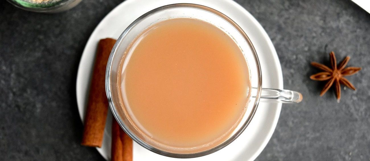 tisane d'orme rouge